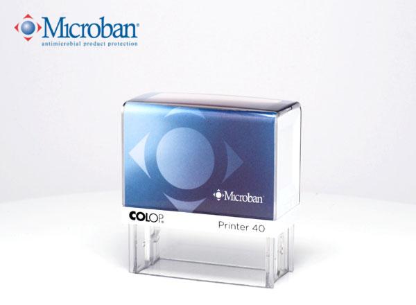 Colop Printer Line Microban®