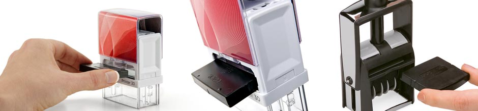 Ersatz-Stempelkissen vom Colop Printer selbst wechseln