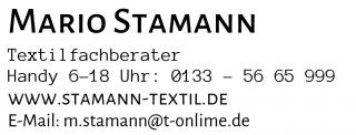 Individuelle Stempelvorlagen Logo + Text 02