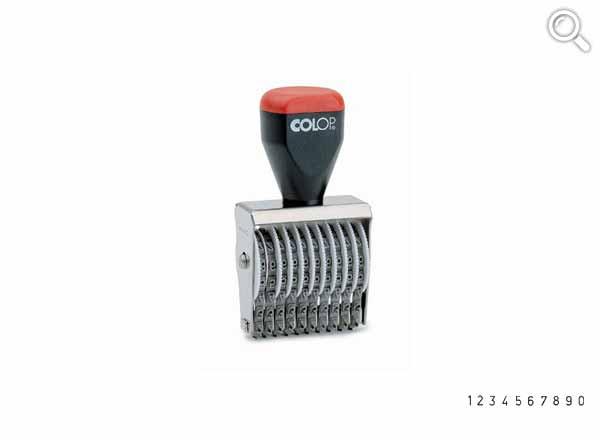 Ziffernbandstempel 03010