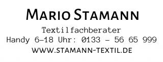 Individuelle Stempelvorlagen Logo + Text 01