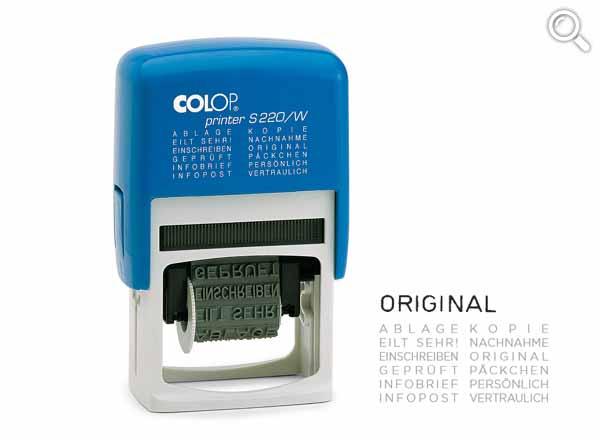 Colop Printer Line S220/W