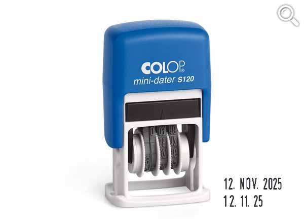 Colop Mini-Dater S120 / Mini-Dater S120 SD
