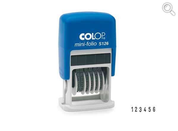 Colop Mini-Folio S126