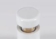 Zierkopfschraube - Weiß