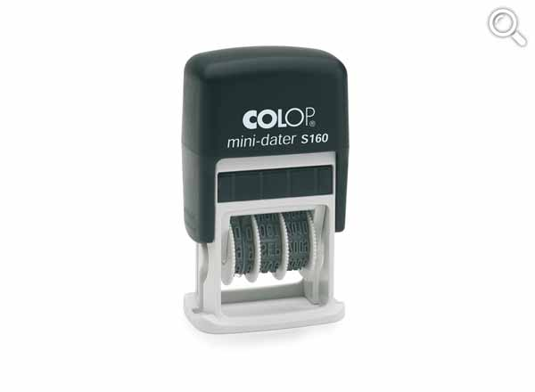 Colop Mini-Dater S160