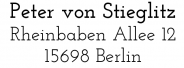 Individuelle Stempelvorlagen Logo + Text 04